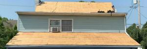 Hail Damage in Woodbine Maryland by Roofing Contractor Superior Services