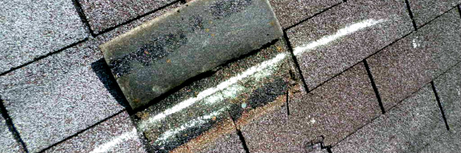 Roof Damage by Hail & Wind Damage: A Roof Inspection in Westminster MD 21158 by Superior Services