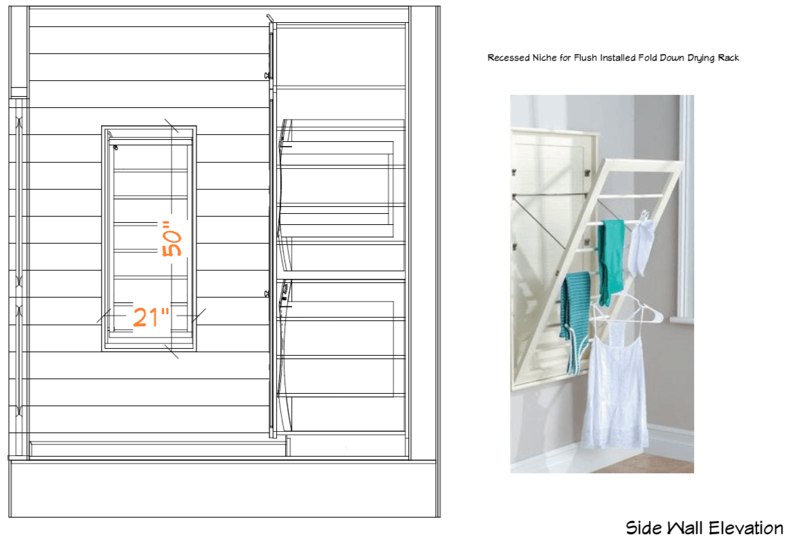 Millwork Shop Drawings - Residential Example