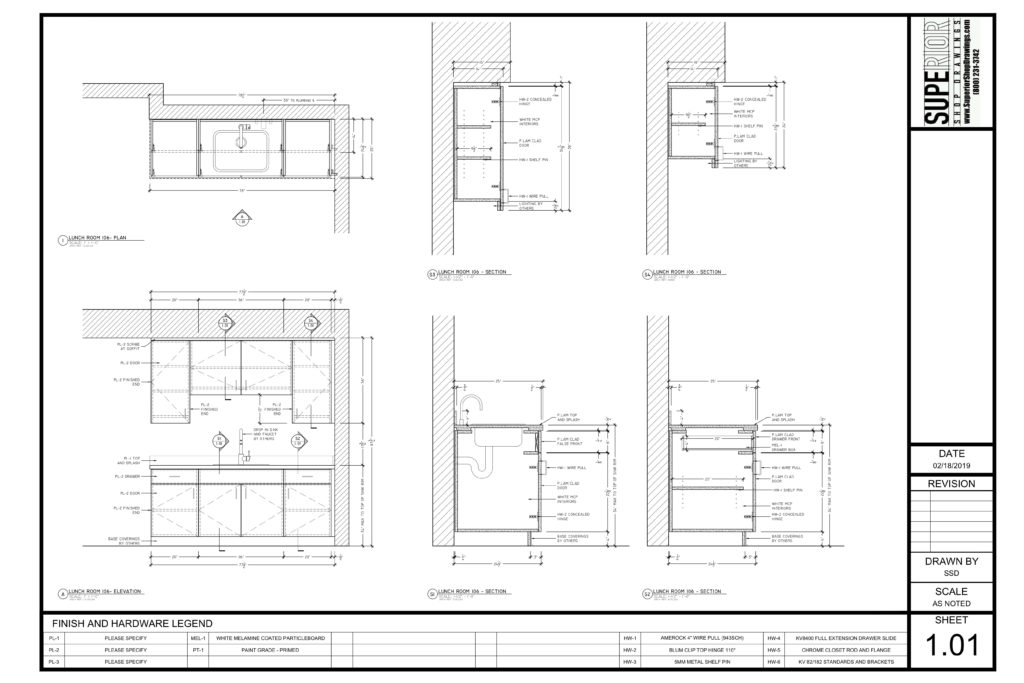 Superior Shop Drawings - What are As-Built Shop Drawings