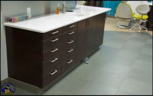 Frameless Cabinets - Commercial