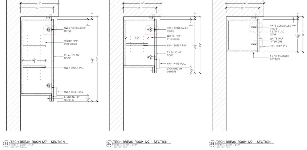 Shop Drawing Review - Consistent Hardware