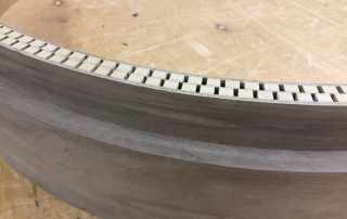 Superior Shop Drawings - Creating a Curved Millwork Panel