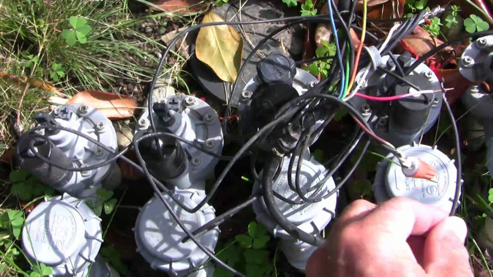 medium resolution of sprinkler control repair
