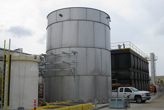 Bolted Tanks Superior Tank Co Inc