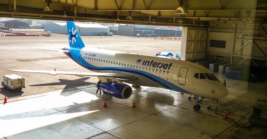 Resultado de imagen para Repair Station Sukhoi SSJ-100 Interjet