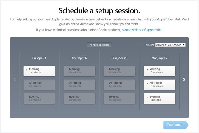 Apple arranges online Personal Setup sessions to guide new Apple Watch owners