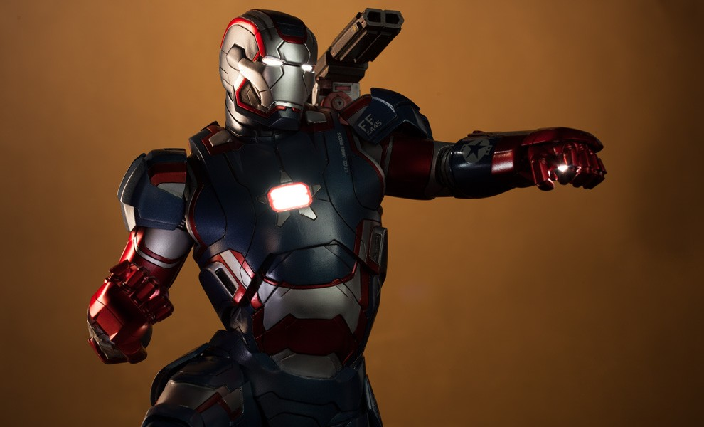 Iron Patriot Maquette