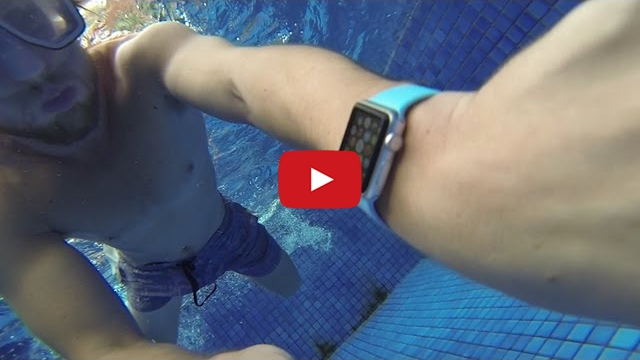 iClarified – Apple News – Is the Apple Watch Waterproof? Splash, Shower, Swimming Tests [Video]