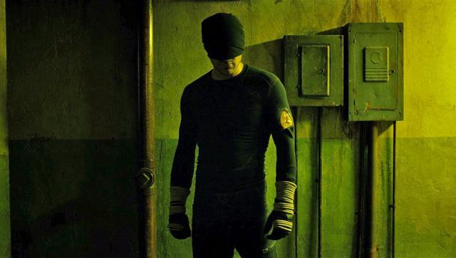 Daredevil's fight scene; greatest in TV history