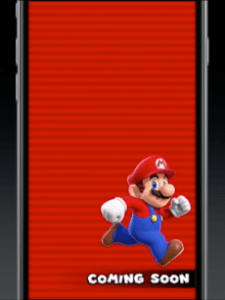 Mario now on iOS