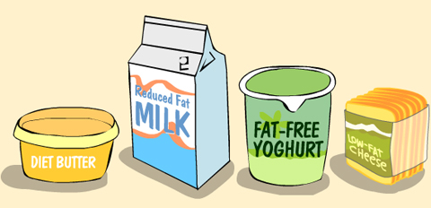 diet-and-fat-free-products