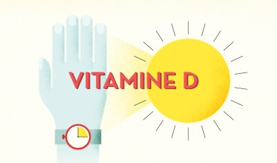 Synthese vitamine D regime ceto