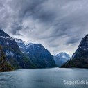 View of the Straits of Geiranger