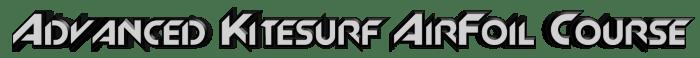 Advanced kitesurf airfoil course (SKD Teamnames)