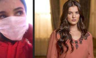 Pınar Deniz'in koronavirüse yakalanan anneannesi hayatını kaybetti