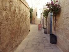 Gasse in Mdina