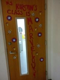 Friday Fun: Homeroom Door Decorations | superlessons