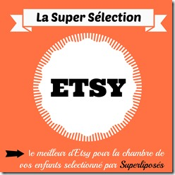 La Super selection Etsy
