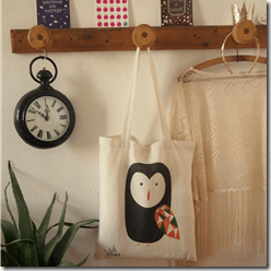 toto bag  chouette pab