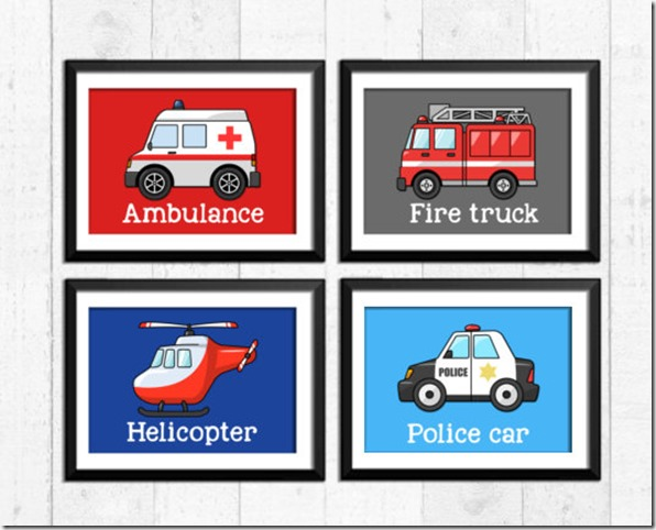 illustrations ambulance
