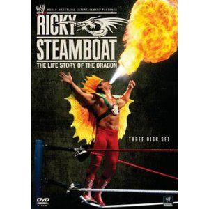 Ricky Steamboat: The Life Story of the Dragon DVD
