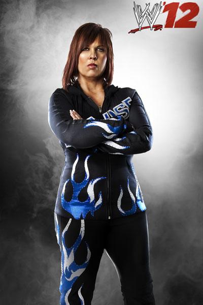 "Vickie Guerrero en ""WWE '12″"