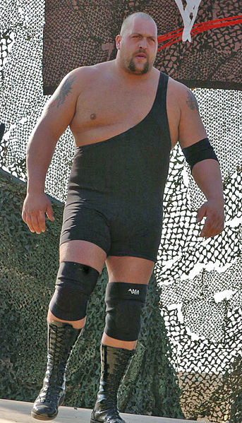 The Big Show en tribute to the troops / Wikipedia.org