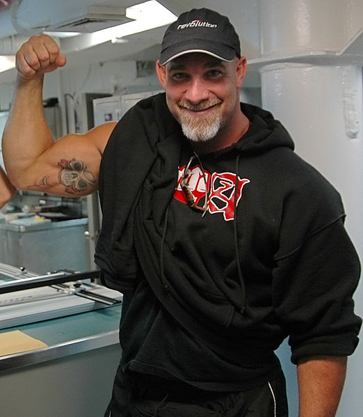Bill Goldberg/ Photo by jtalledo Wikipedia.org