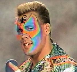 Sting, previo a enfrentar a The Great Muta