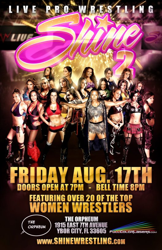 Shine 2 Poster Oficial
