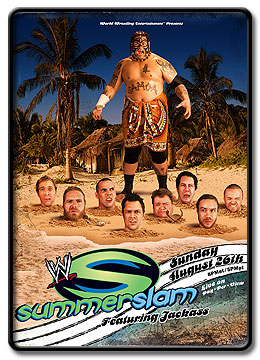 SummerSlam 2007 (Poster Umaga)