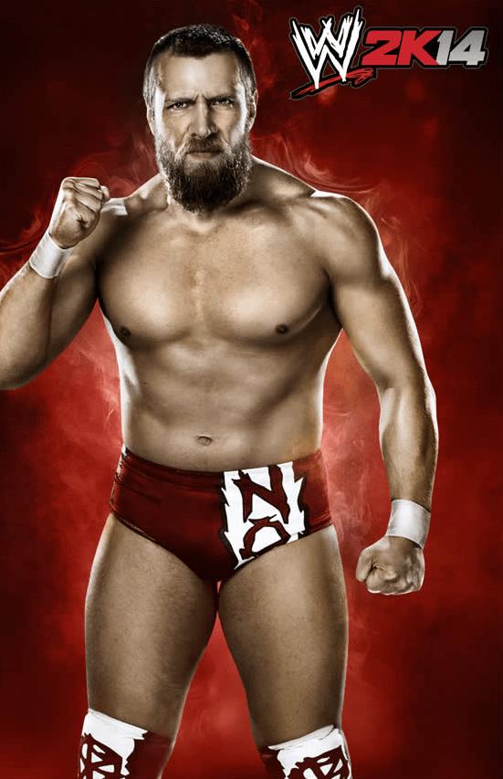 Daniel Bryan en WWE2K14