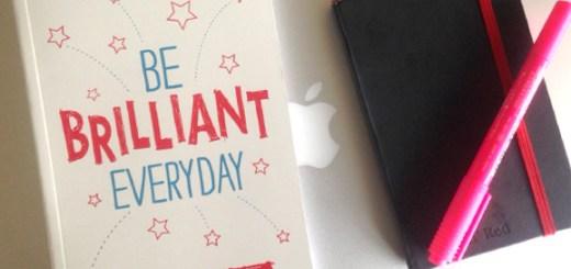 Be Brilliant Everyday
