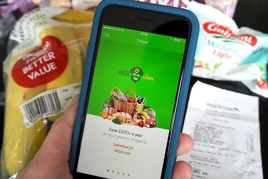 GreenJinn app