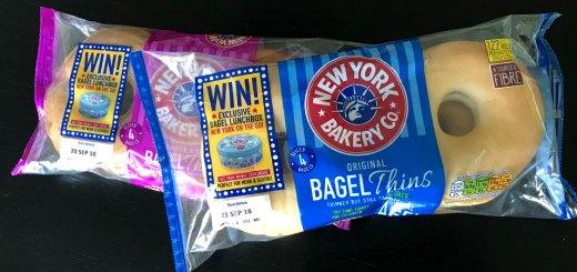 Win 500 Bagel tins every week