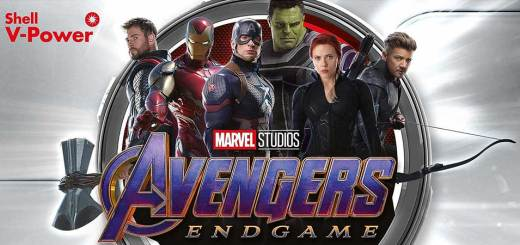 Win Avengers prizes every day with Shell V Power