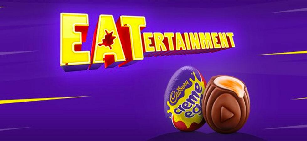 Cadbury Creme Egg EATertainment