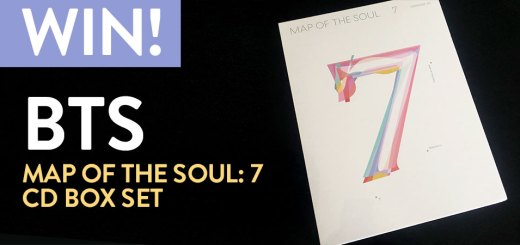 Win a copy of Map of the Soul: 7