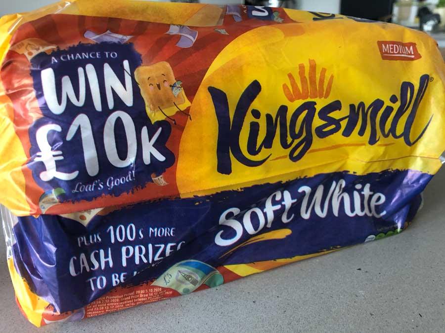 Kingsmill - win up to £10k