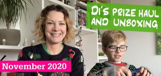 Prixe Unboxing November 2020