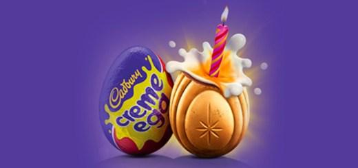 Hunt for the golden Creme Egg