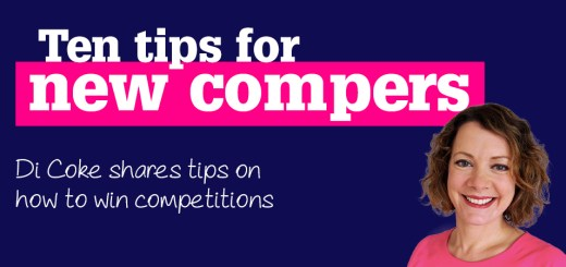 tips for new compers
