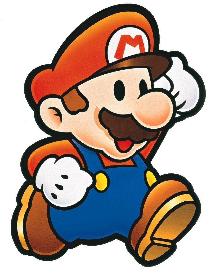 Paper Mario Render : paper, mario, render, Paper, Mario, (Nintendo, Artwork, Including, Characters,, Bosses,, Enemies, Concept