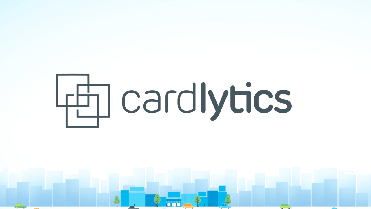 Cardlytics Title Screen