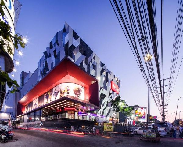 Thailand Shopping Mall Supermachine Studio