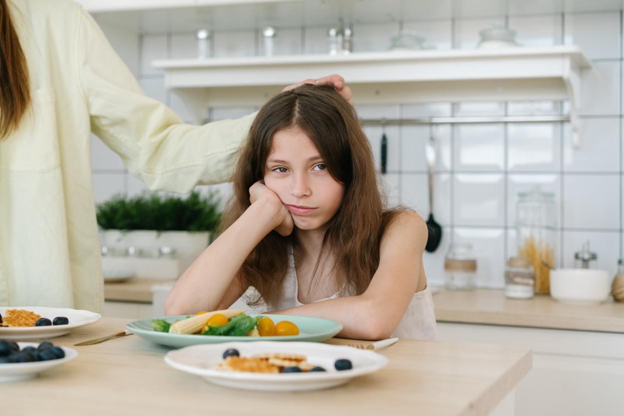 dijete ne želi jesti