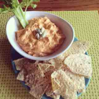 The Best Buffalo Chicken Dip