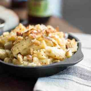 pub style mac and cheese