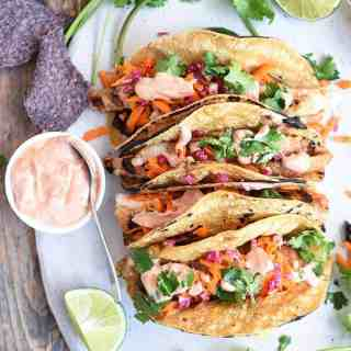 banh mi catfish tacos | superman cooks
